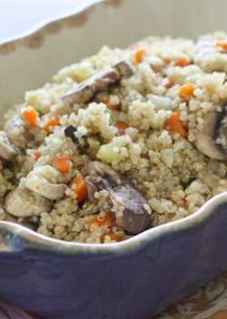 Quinoa-Stuffing-with-Mushrooms-and-Fennel-260x367